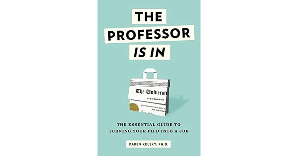 The Professor is In PhD Book Reading List Suggestions