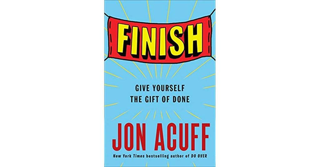 Finish Give Yourself the Gift of Fun Academic Reading List Suggestions