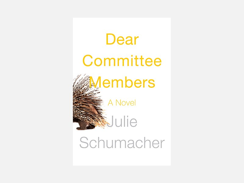 Dear Committee Members Academic Book Suggestions
