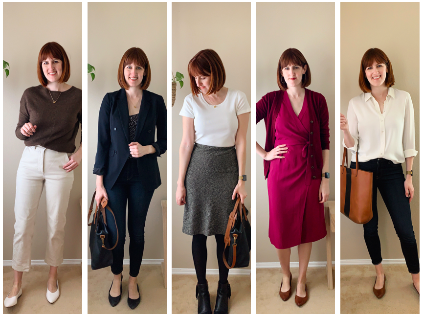 Business casual work outfits