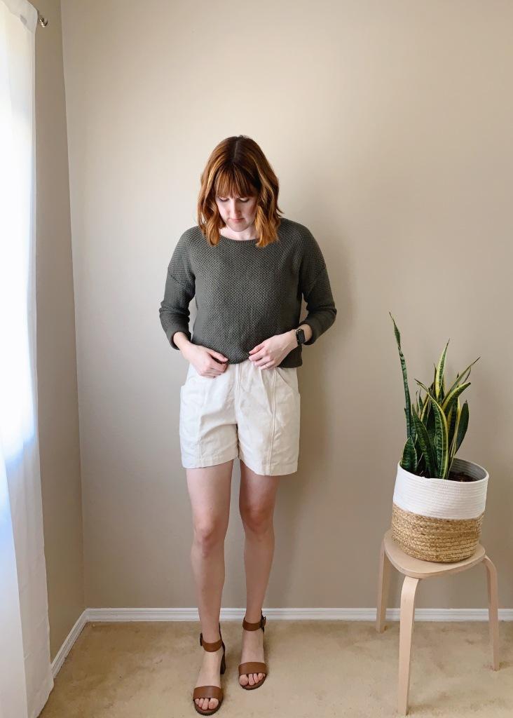 Elizabeth Suzann Clyde Shorts