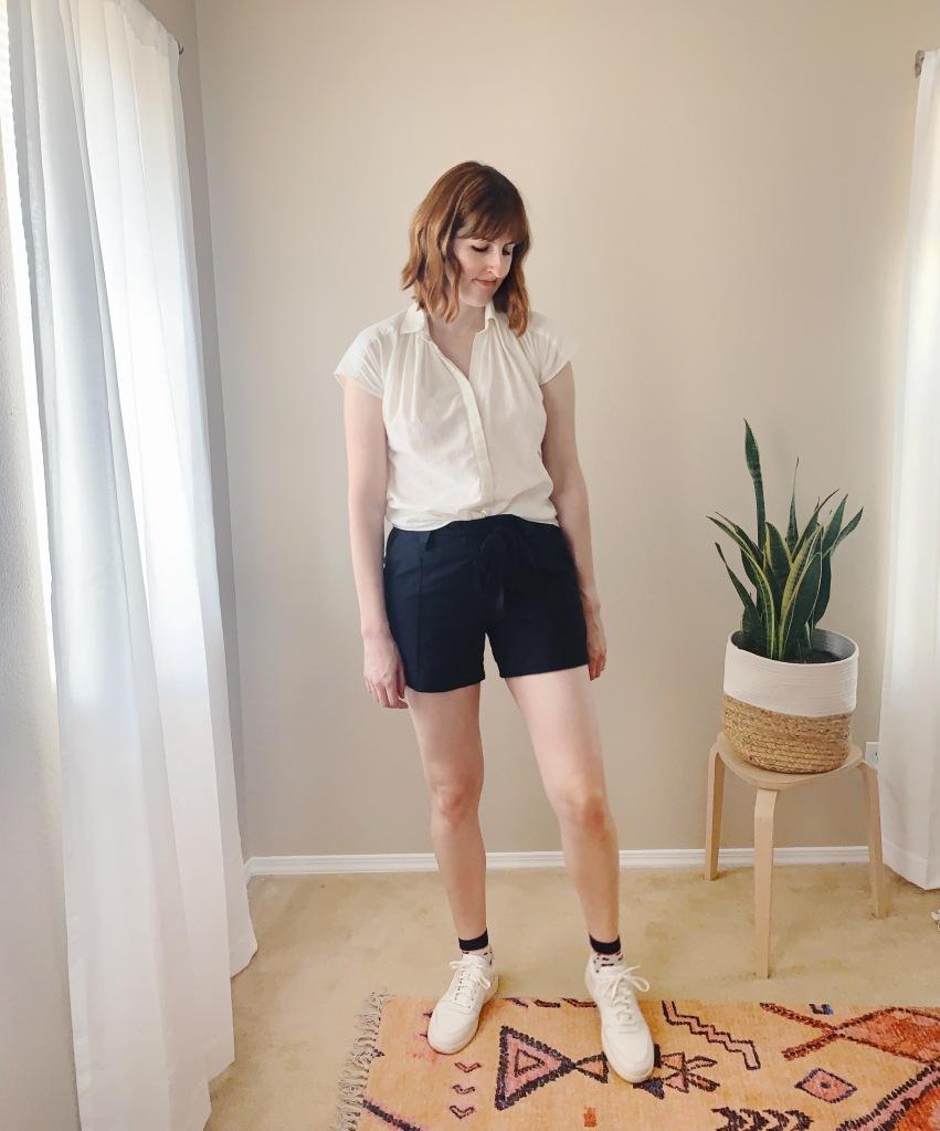Athleta skyline shorts