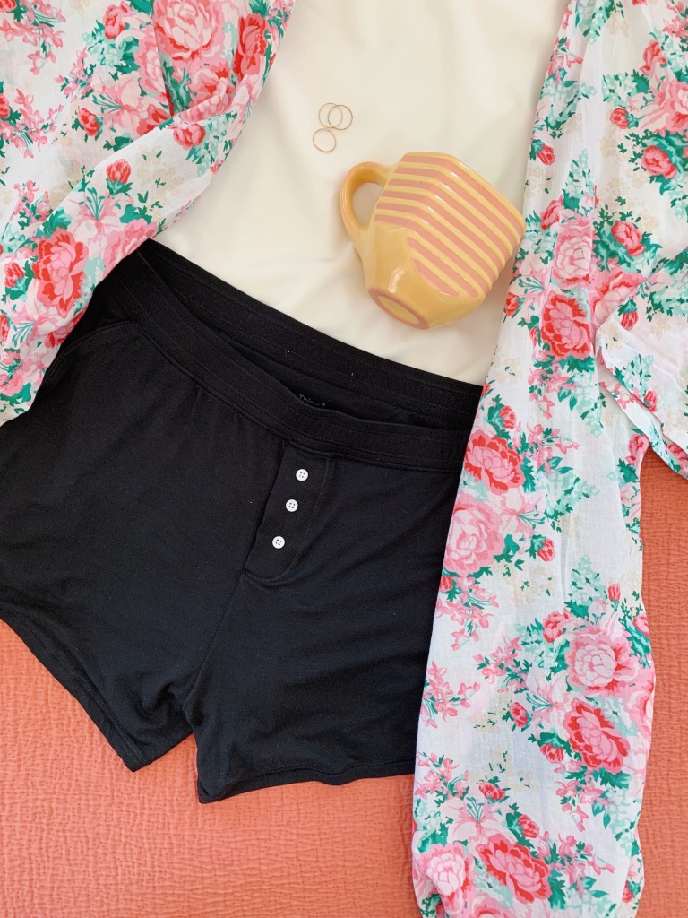 Thinx sleep shorts